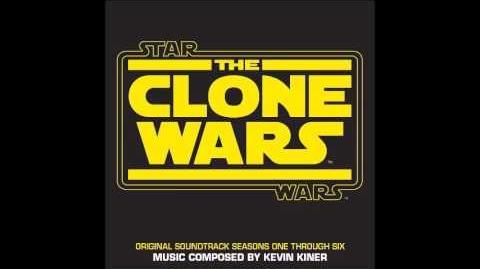 Ambush - Star Wars The Clone Wars Soundtrack