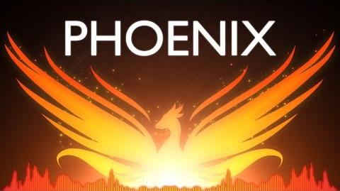 Fall Out Boy - THE PHOENIX (Kinetic Typography Lyrics)