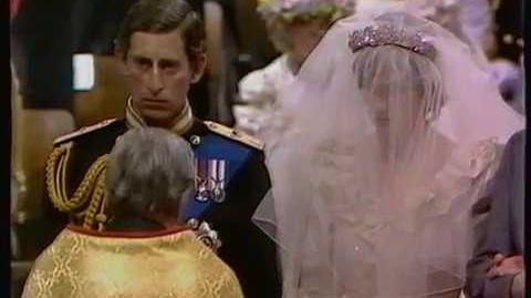 Charles & Diana ~ The Royal Wedding 1981. Part 1 of 4