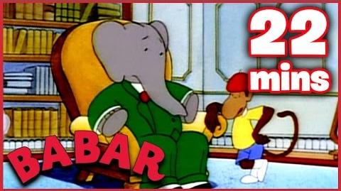 Babar The Missing Crown Affair Ep