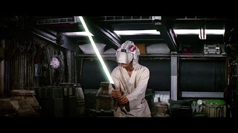 ANH Lightsaber Training (HD)