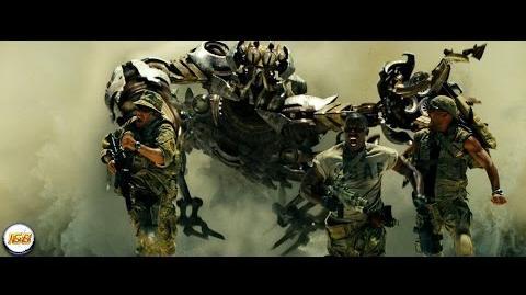 Transformers (2007) Scorponok Desert Battle 1080p HD
