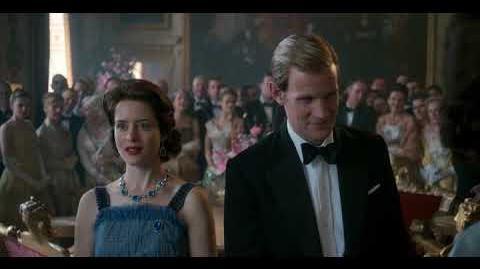 The Kennedys meet Queen Elizabeth