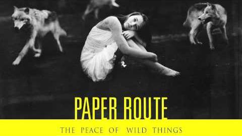 Paper Route - Glass Heart Hymn (HD, Lyrics)