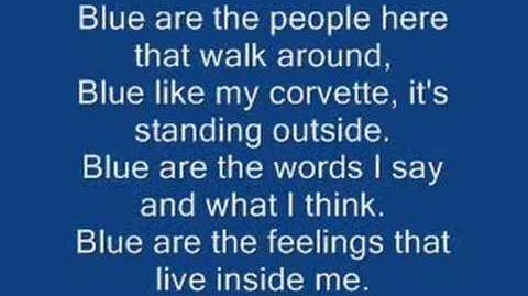 Eiffel 65 - I'm Blue (da ba dee) lyrics