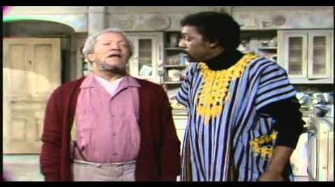 Sanford and Son - Lamont Goes African