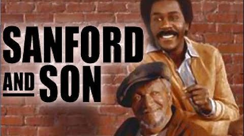 Sanford and Son Season 1 Episode 1 Crossing Swords