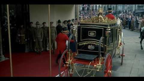 The Crown- Elizabeth and Philip wedding