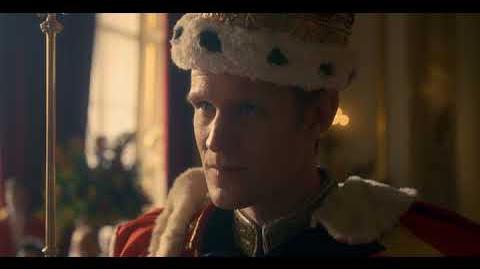 Queen Elizabeth crowns Philip as a Prince of Britain