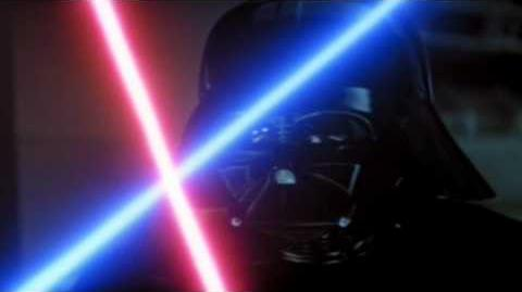 Luke Skywalker VS Darth Vader Empire Strikes Back Bespin Duel HD