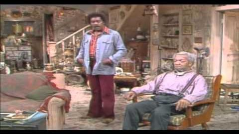 Sanford and Son - Fred, the Reluctant Fingerman