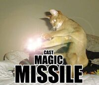 Magic-missile