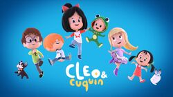 Cleo and Cuquin title