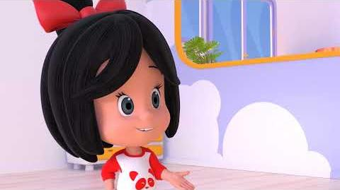 THE PREMIERE - Cleo and Cuquin in English. Episode 1. Nick Jr USA.