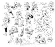 Akila Sketches