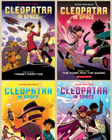 Cleopatra In Space Cleopatra In Space Wiki Fandom