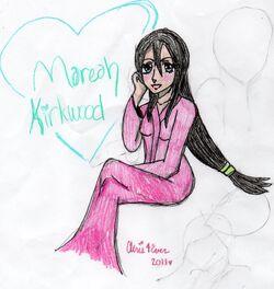 Mareah kirkwood by cleris4ever-d3fvtnh
