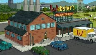 Webster's Slaughterhouse