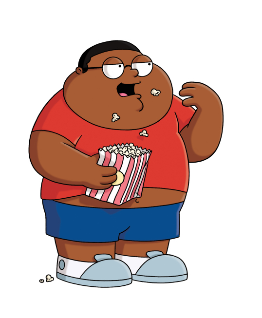 Cleveland Brown Jr The Cleveland Show Wiki Fandom Powered By Wikia