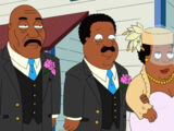 You're the Best Man, Cleveland Brown