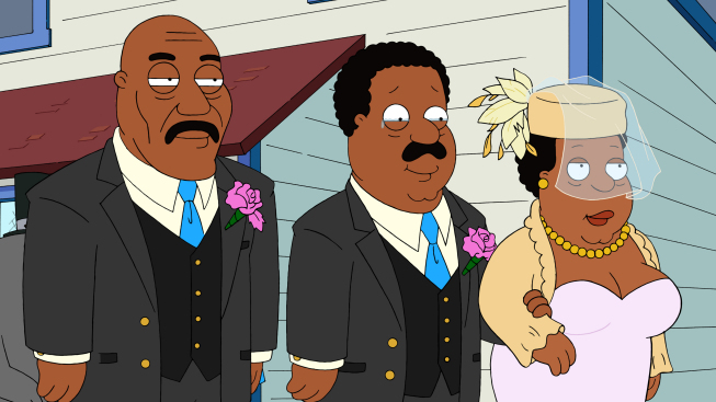 Youre The Best Man Cleveland Brown The Cleveland Show Wiki