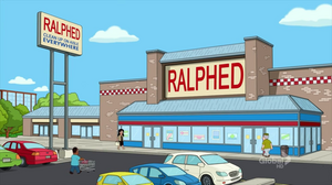 Ralphed