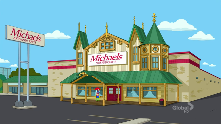 Michaels The Cleveland Show Wiki Fandom Powered By Wikia
