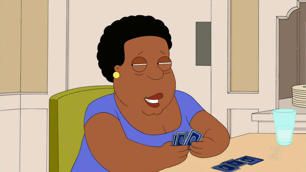 Evelyn Brown The Cleveland Show Wiki Fandom Powered By Wikia