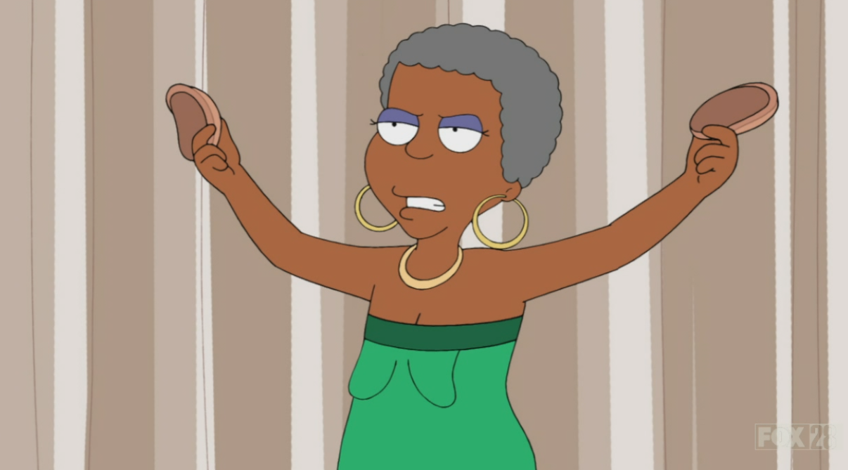 Donna Tubbs Brown The Cleveland Show Wiki Fandom Powered By Wikia
