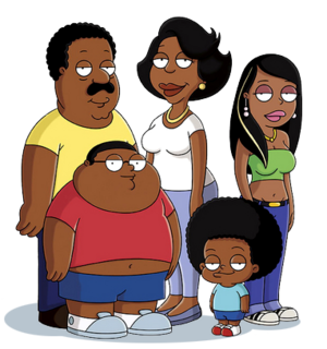 the cleveland show german