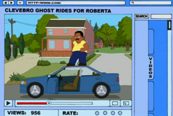 CLEVEBRO GHOST RIDES FOR ROBERTA