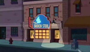 The Broken Stool