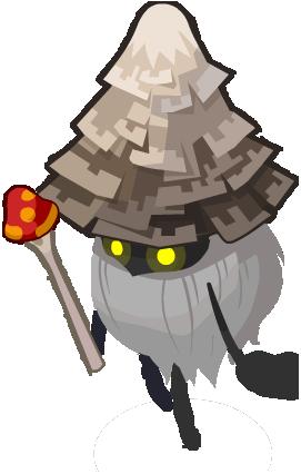 Sage Shroom