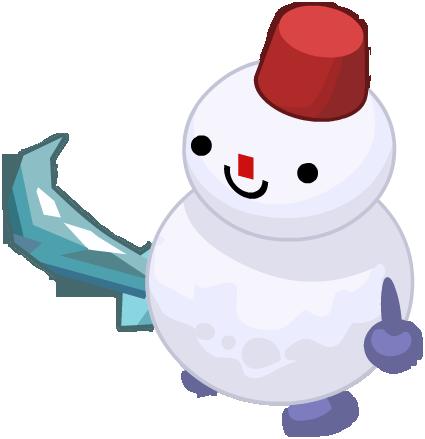 Snowkin