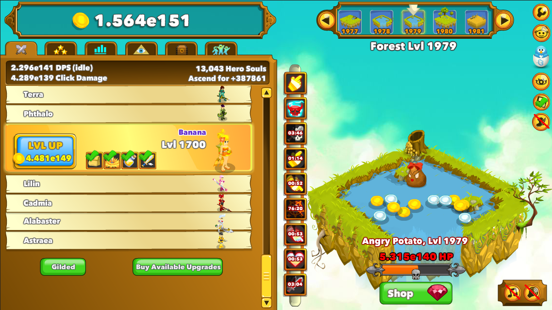 Easter Eggs | ClickerHeroes Wiki | FANDOM powered by Wikia