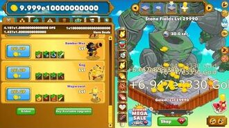 Clicker Heroes - 30000 Level