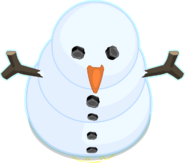 Autoclicker snowman