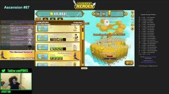 Clicker Heroes - The End or The New Beginning?