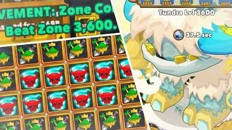 Beat Level Zone 3600 on Clicker Heroes