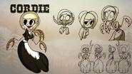 Cordie Character Sheet