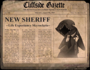 Cliffside Gazette