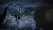 S1E01 Waylon sees a shadowy figure