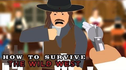 How to survive the Wild West (1800s)