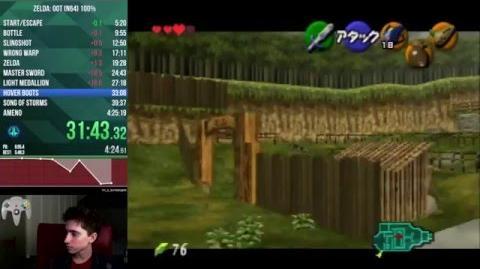 Zelda - Ocarina of Time FAILS Part 2