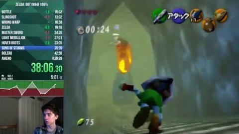 Zelda - Ocarina of Time FAILS