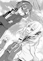 Light Novel Volume 1 Illustration - 14