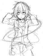 Naoto Sketch