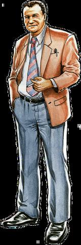 Official Famitsu Guide - Stan Gotts