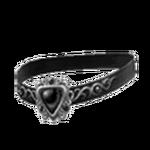 Obsidian choker-2