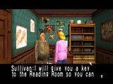 Reading Room Key